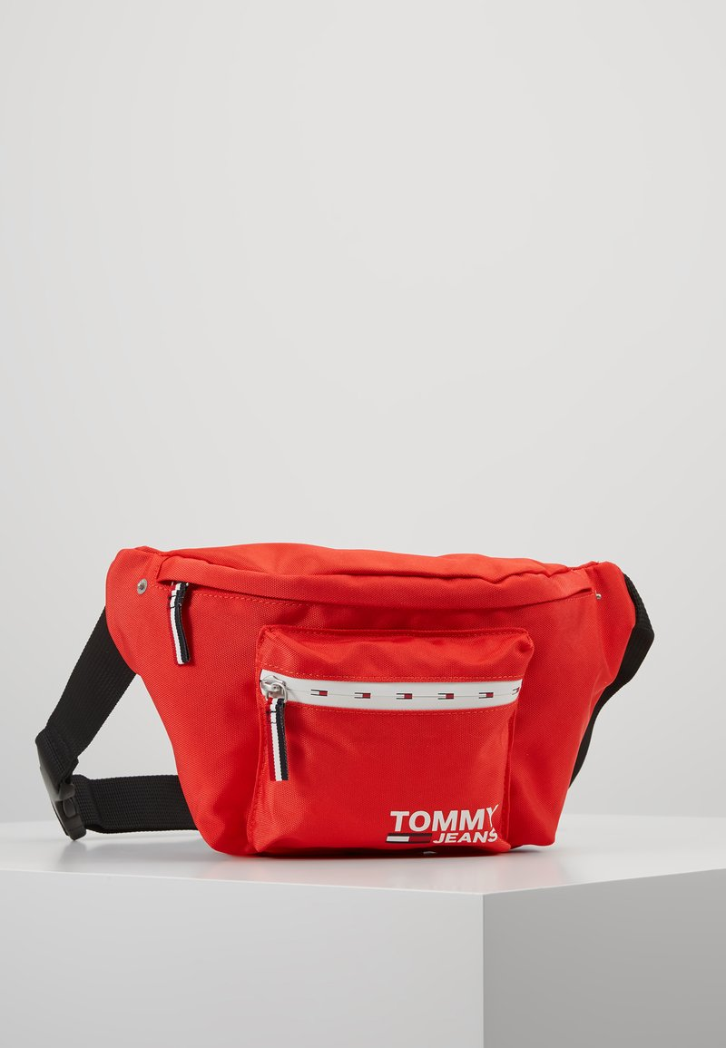 Tommy Jeans - TJW COOL CITY BUMBAG - Gürteltasche - red