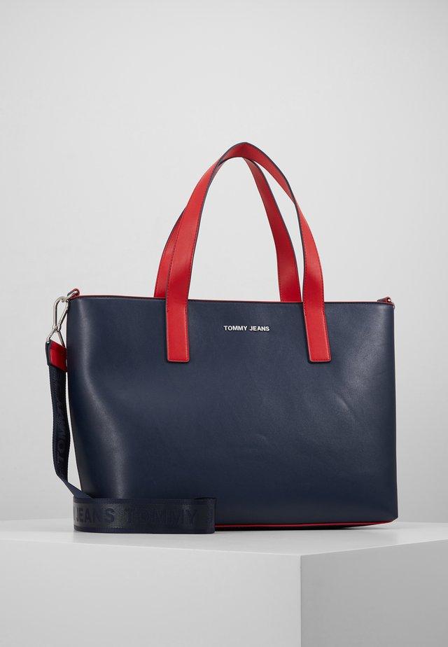 FEMME TOTE - Tote bag - blue