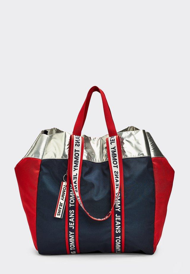 Handbag - multi-coloured