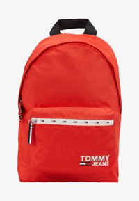 Tommy Jeans - COOL CITY MINI BACKPACK - Rugzak - red - 5