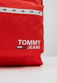 Tommy Jeans - COOL CITY MINI BACKPACK - Rugzak - red - 6