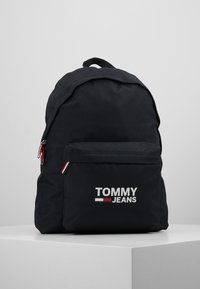 Tommy Jeans - COOL CITY BACKPACK - Rugzak - black - 0