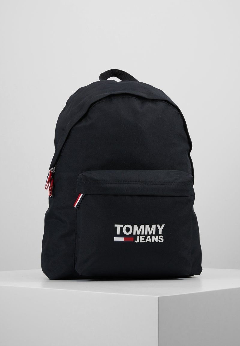 Tommy Jeans - COOL CITY BACKPACK - Rugzak - black