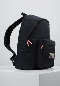 Tommy Jeans - COOL CITY BACKPACK - Rugzak - black - 3