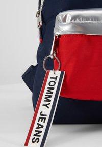 Tommy Jeans - LOGO TAPE MINI BACKPACK - Mochila - multi - 5
