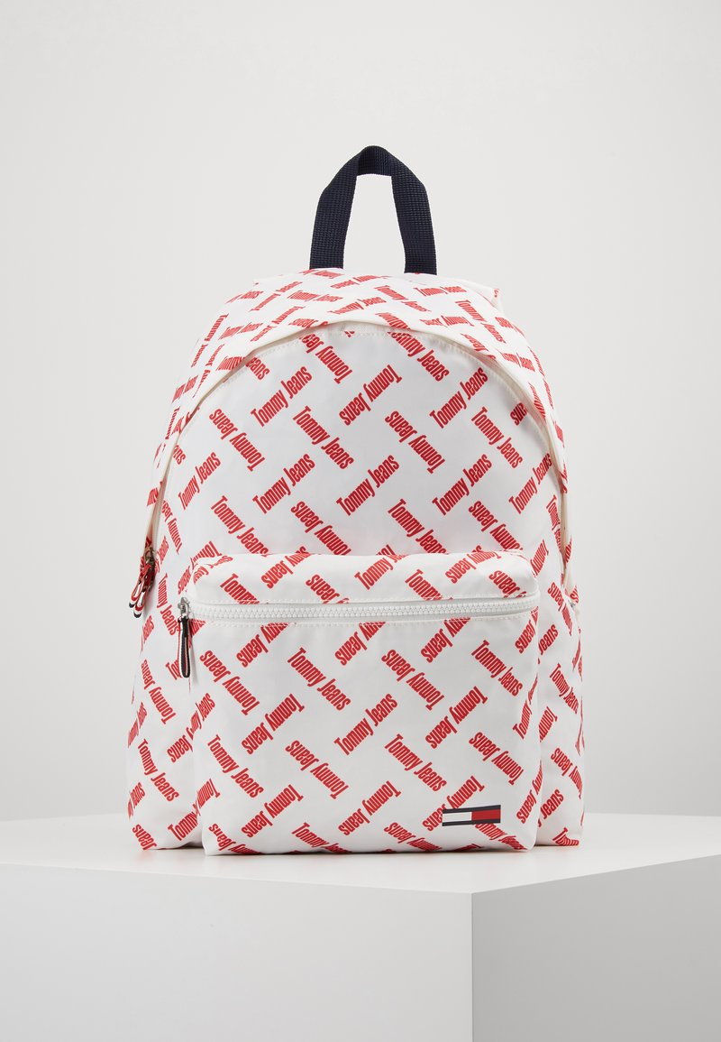 Tommy Jeans - COOL CITY  BACKPACK  - Batoh - whte
