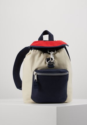 TJW HERITAGE SM BACKPACK CANVAS - Rugzak - blue