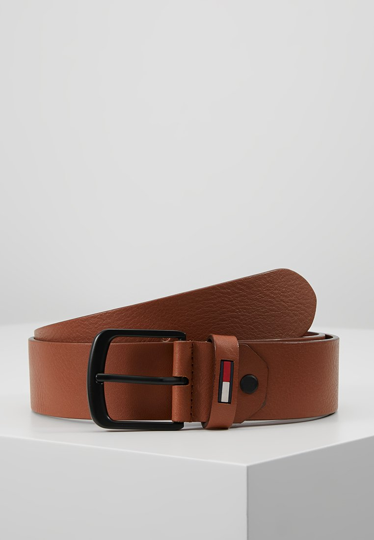 Tommy Jeans - FLAG LOOP BELT  - Belt - beige