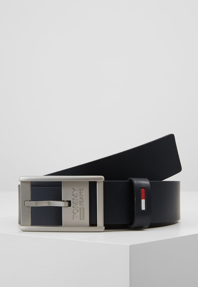 INLAY BELT - Belt - blue