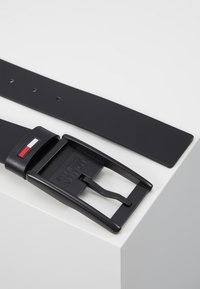 Tommy Jeans - INLAY BELT - Ceinture - black - 2