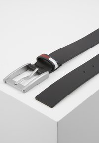 Tommy Jeans - CORP  BELT  - Riem - black - 3