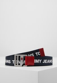 Tommy Jeans - DRING BELT  - Pásek - multi - 0