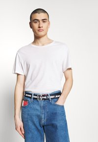 Tommy Jeans - DRING BELT  - Pásek - multi - 1