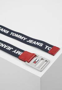 Tommy Jeans - DRING BELT  - Pásek - multi - 2