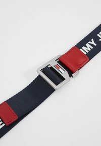 Tommy Jeans - DRING BELT  - Pásek - multi - 4