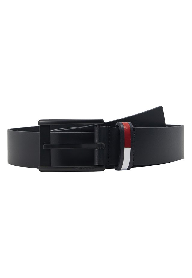 FLAG INLAY BELT - Belt - black