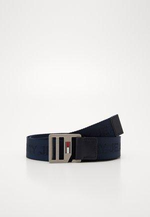 BELT - Cinturón - blue