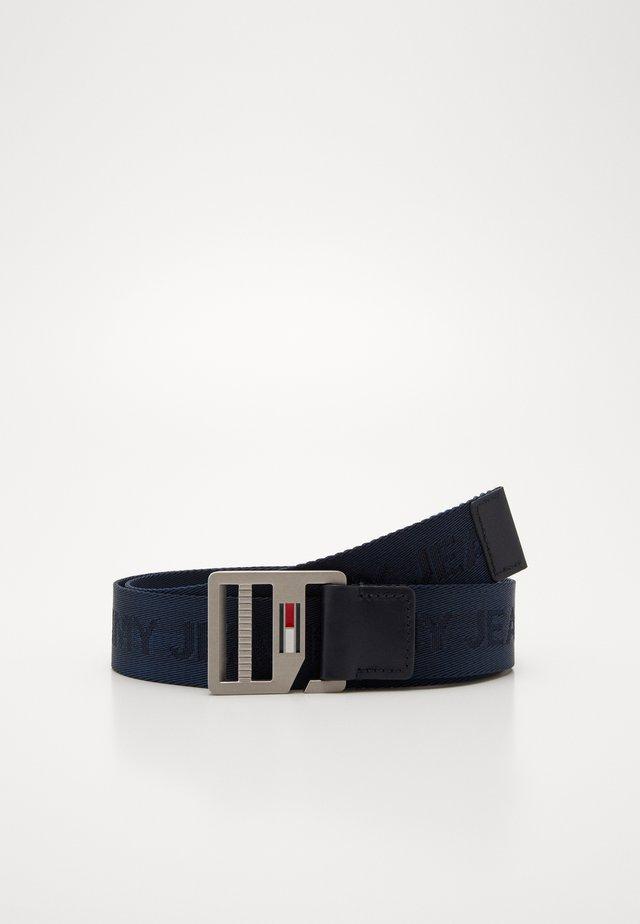BELT - Pásek - blue