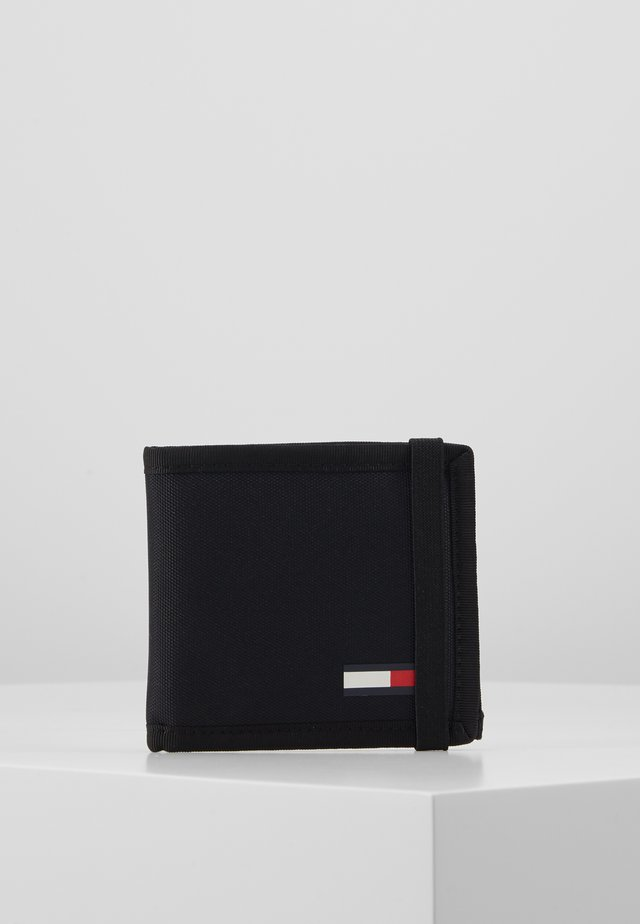 TJM COOL CITY WALLET NYL - Portemonnee - black