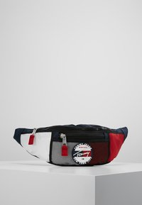 Tommy Jeans - HERITAGE BUMBAG CORP - Bum bag - blue - 0