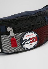 Tommy Jeans - HERITAGE BUMBAG CORP - Bum bag - blue - 6