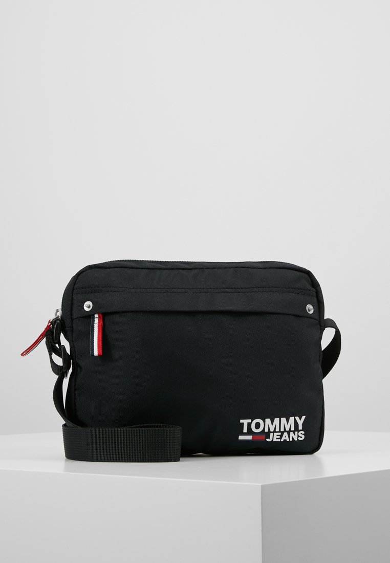 Tommy Jeans - COOL CITY CROSSBODY - Torba na ramię - black