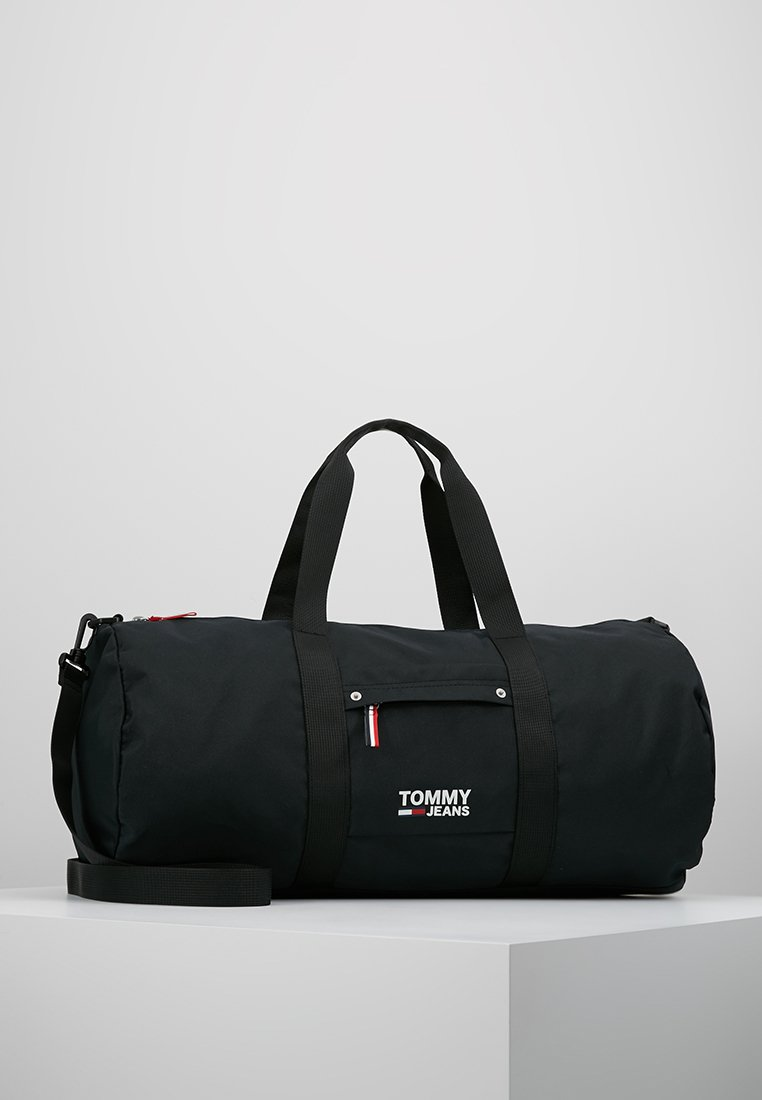 Tommy Jeans - COOL CITY DUFFLE - Weekender - black