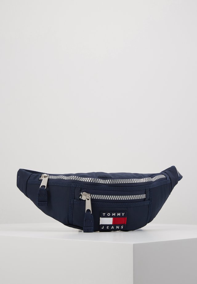 HERITAGE BUMBAG - Bum bag - blue