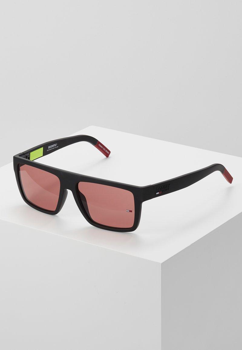 Tommy Jeans - Sluneční brýle - matte black