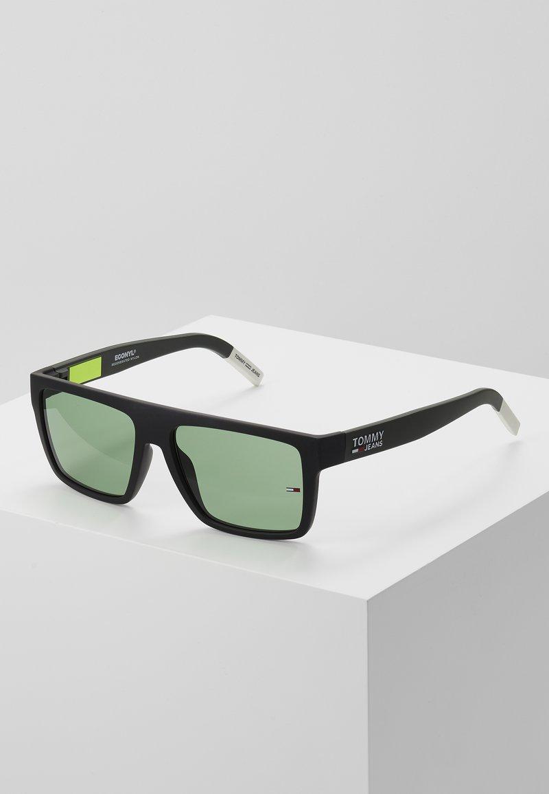 Tommy Jeans - Sluneční brýle - black/green