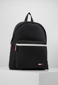 Tommy Jeans - COOL CITY BACKPACK - Reppu - black - 0