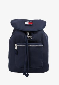 Tommy Jeans - HERITAGE BACKPACK - Reppu - blue - 1