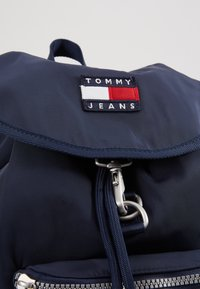 Tommy Jeans - HERITAGE BACKPACK - Sac à dos - blue