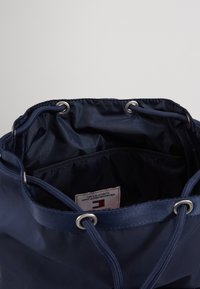 Tommy Jeans - HERITAGE BACKPACK - Reppu - blue - 5