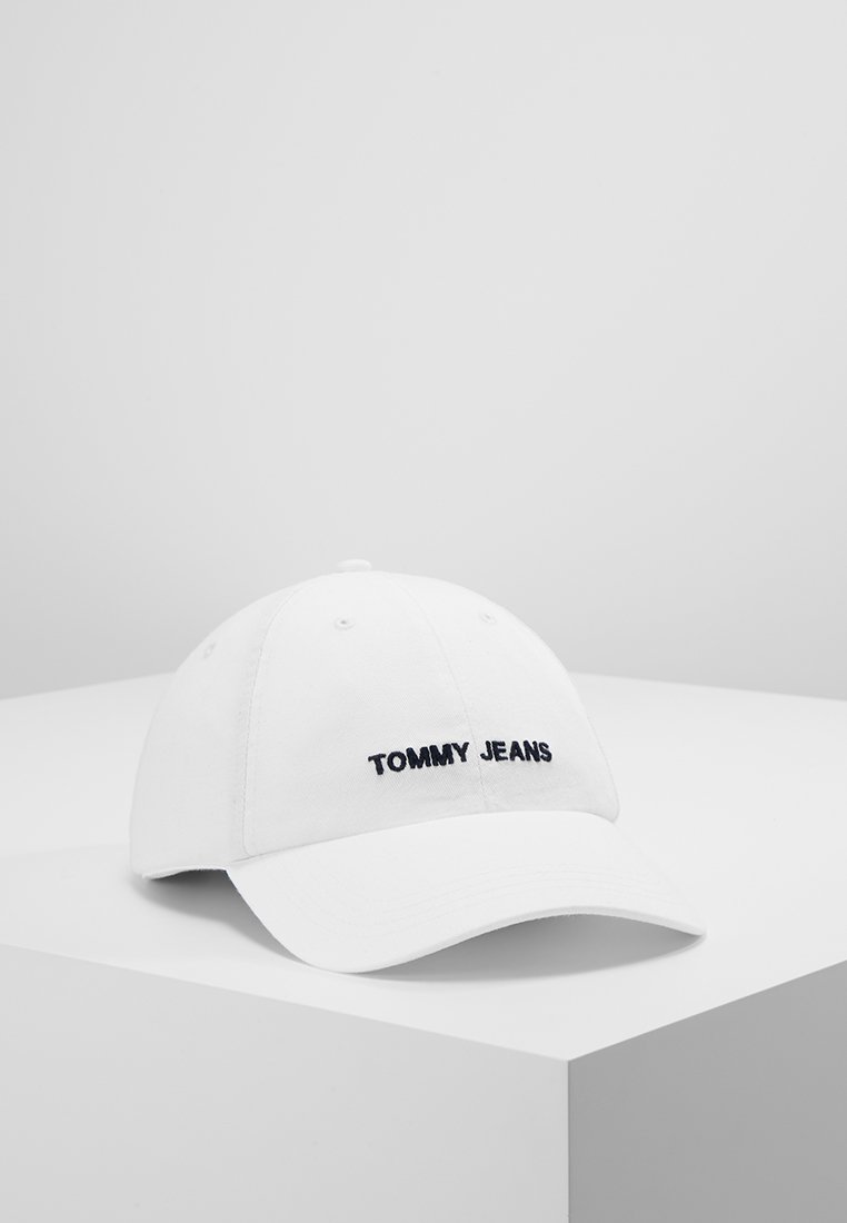 Tommy Jeans - SPORT - Cap - white