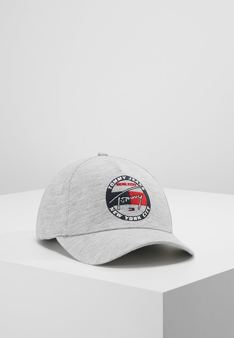 Tommy Jeans - HERITAGE EMBROIDERY  - Casquette - grey