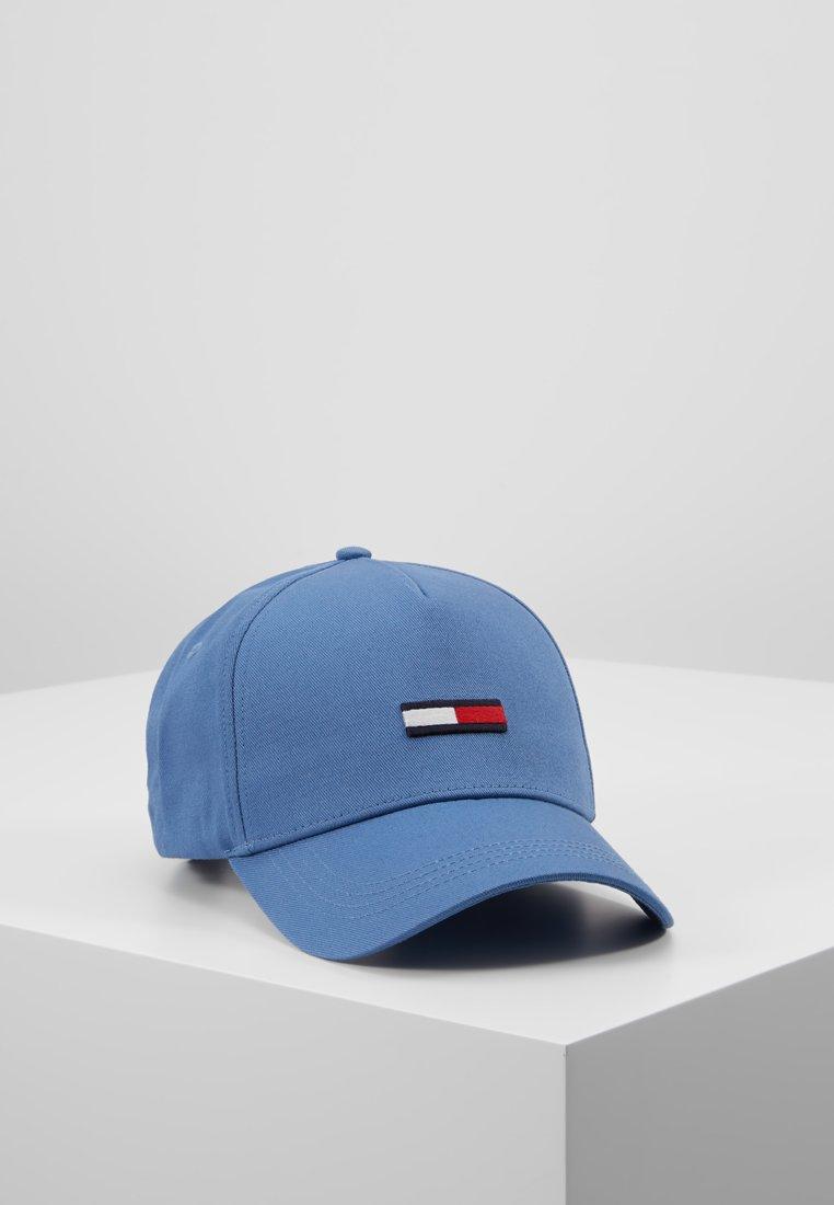 Tommy Jeans - FLAG  - Kšiltovka - blue