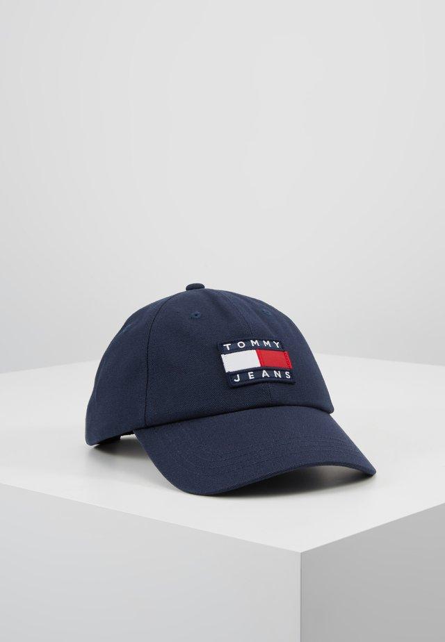 HERITAGE - Cap - blue