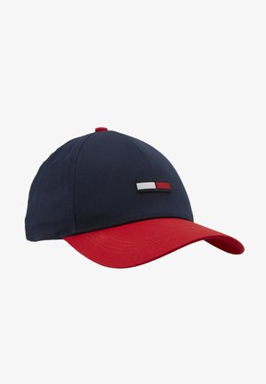 FLAG - Casquette - dark blue/red