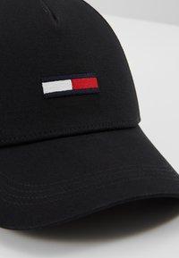 Tommy Jeans - FLAG - Caps - black - 2