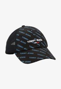 Tommy Jeans - SPORT TRUCKER - Kšiltovka - black - 5