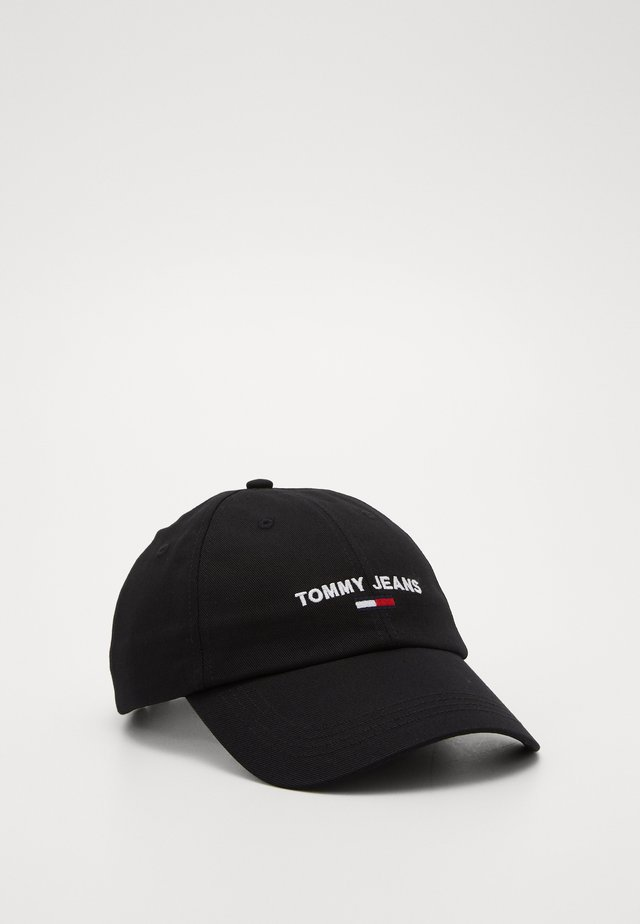 TJM SPORT CAP - Cap - black