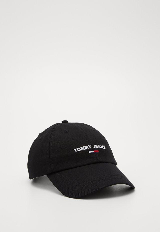 TJM SPORT CAP - Kšiltovka - black
