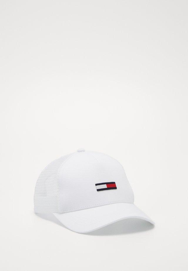 TRUCKER FLAG  - Cap - white