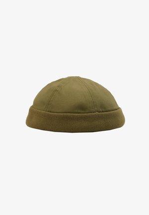 DOCKER FLAG HAT - Chapeau - green