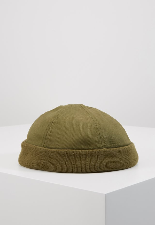 DOCKER FLAG HAT - Hut - green