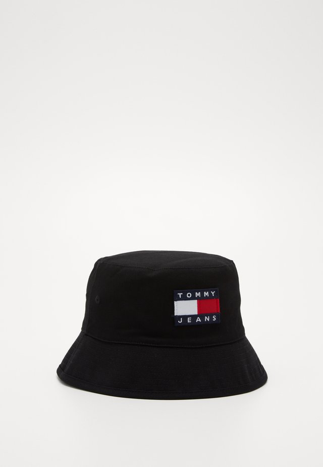 HERITAGE BUCKET - Hoed - black