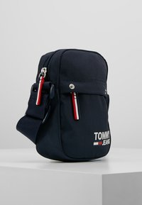 Tommy Jeans - COOL CITY MINI REPORTER - Torba na ramię - blue - 3