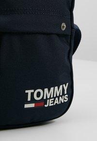 Tommy Jeans - COOL CITY MINI REPORTER - Torba na ramię - blue - 7
