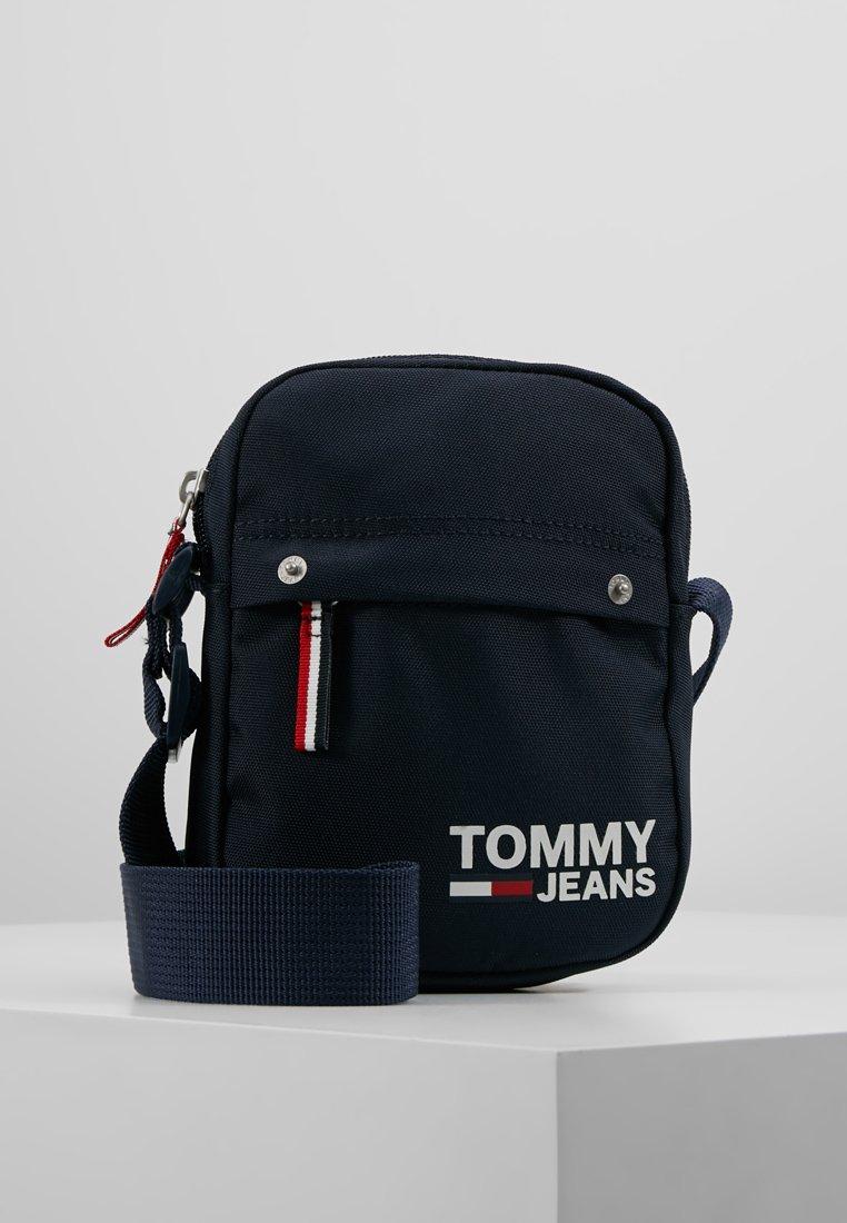 Tommy Jeans - COOL CITY MINI REPORTER - Torba na ramię - blue